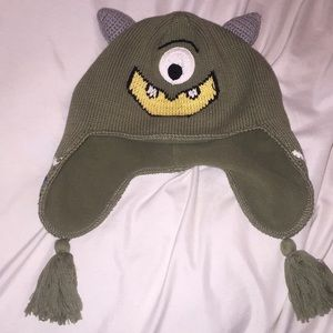 Hanna Andersson Cyclops Beanie Hat Snow Winter